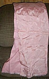 Vintage Anne Klein Silk Scarf (Image1)