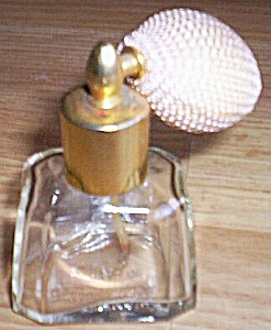 Italian Glass Perfume Bottle (Image1)