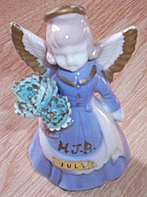 Vintage Porcelain July Angel (Image1)
