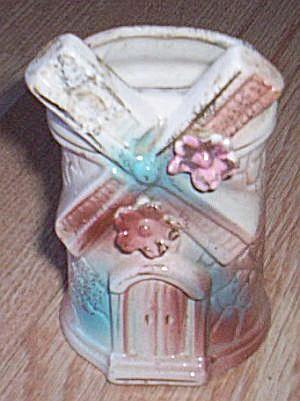 Vintage Tilso Windmill Vase (Image1)