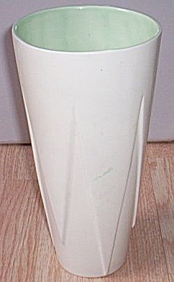 Red Wing Tall Vase #1555