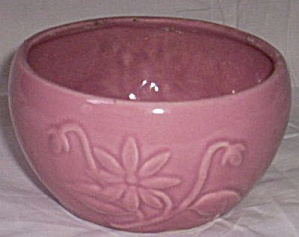 Brush Mccoy Pink Bowl Or Pot