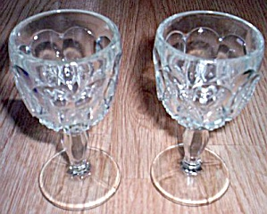 Pair Eapg Cordials