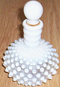 Anchor Hocking Moonstone Perfume Decanter (Image1)