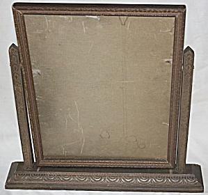Antique Wood Free Swinging Picture Frame (Image1)