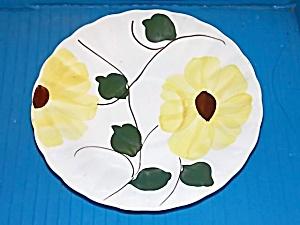 Blue Ridge Pottery Ridge Daisy Saucer (Image1)