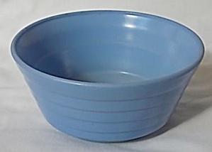 Hazel Atlas Moderntone Cream Soup Bowl pick your color (Image1)