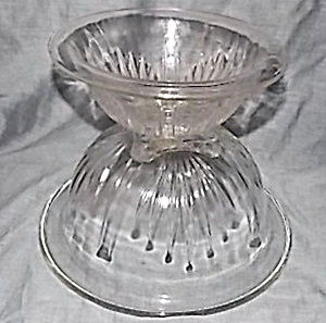 Federal Glass Star Mixing Bowl SET (Image1)