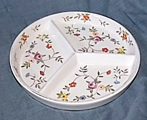 Antique Takito Divided Relish Tray