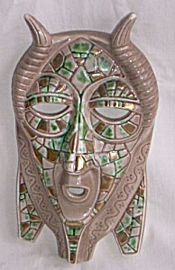 Antique Camille Naudot & Co Wall Mask (Image1)