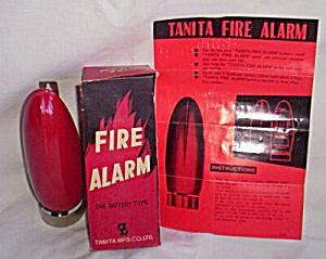 Very Rare Tanita Fire Alarm MIB (Image1)