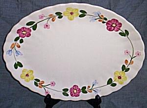 Blue Ridge Pottery Serving Platter (Image1)