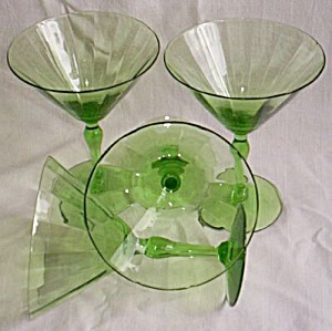 4 Depression Champagne Green (Image1)