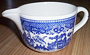 Blue Willow Creamer (Image1)