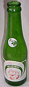 Old Plus 4 Soda Bottle (Image1)