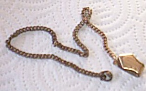 Vintage Watch Fob marked HAA& Co (Image1)
