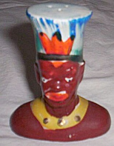 Single Shaker African Chief (Image1)