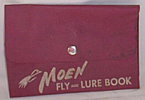 Vintage Moen Fly and Lure Book (Image1)