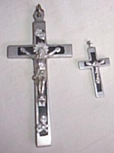 Matched Set Crucifixes (Image1)