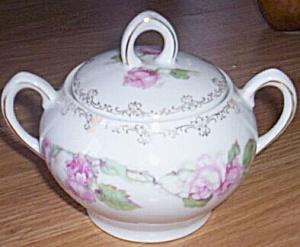 Zeh Scherzer & Co. Porcelain Covered Sugar (Image1)