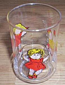 1984 Cabbage Patch Kids Juice Glass (Image1)