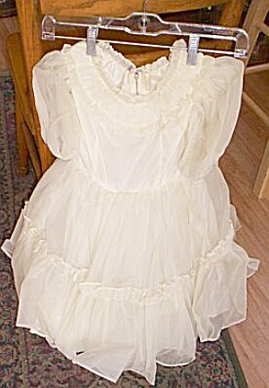 Antique Child�s Hoop Dress (Image1)