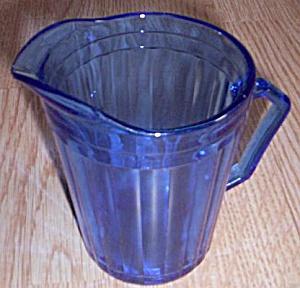 Hazel Atlas Cobalt Blue Creamer Aurora (Image1)