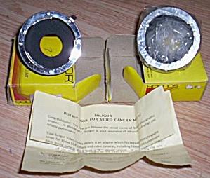 2 Soligor Camera Mounts Olympus and Nikon (Image1)