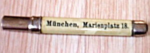 German Advertising Pencil Lead Holder (Image1)