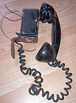 1930's Western Electric Space Saver Phone