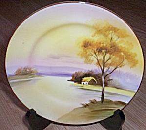 Noritake Hand Painted Plate (Image1)