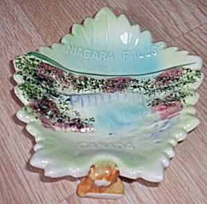 Miyawo Comp. Niagara Falls Trinket dish (Image1)