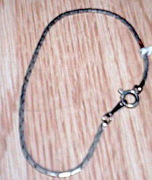 Sterling? Silver Snake Bracelet (Image1)
