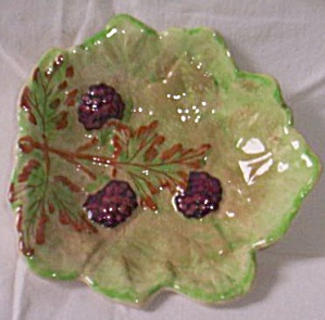Brentleigh Ware Trinket Dish Raspberries (Image1)