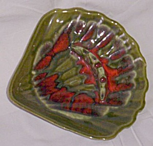Red Wing Ashtray #862 Shell