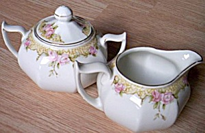 Zeh, Scherzer & Co. Cream and Sugar Set (Image1)