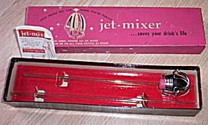 1950's Anchor Jet-Mixer Soda Siphon (Image1)