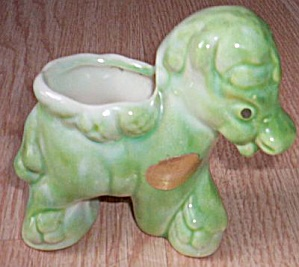 Morton Pottery Figural Horse Planter Free Shipping (Image1)