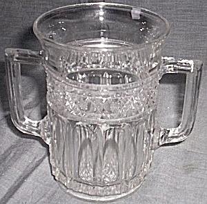Higbee Two Handle Celery Vase Gala (Image1)