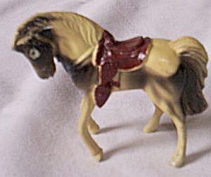 Vintage Diecast Miniature Metal Horse (Image1)