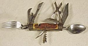 Rare Baco Utility Knife Japan (Image1)