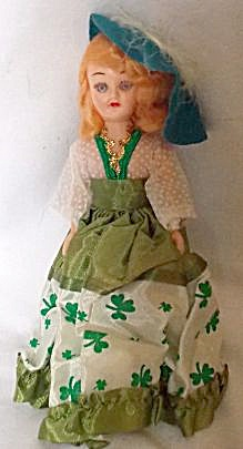 Vintage Nancy Ann Storybook Doll Sleepy Eyes (Image1)