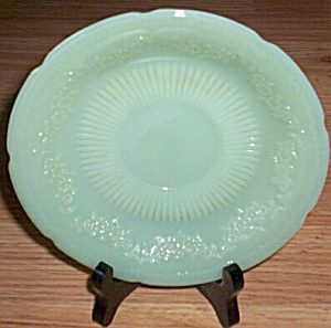 Fire King Saucer Alice Jadeite (Image1)