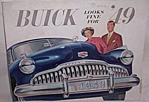 1949 Buick Sales Brochure (Image1)