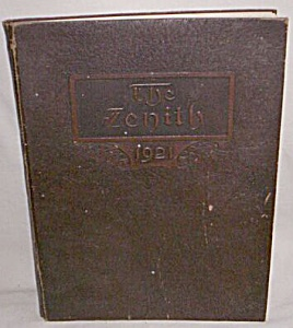 1921 Duluth Central High School Year Book
