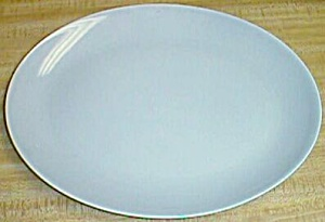 Vintage Platter Rhythm Homer Laughlin Gray (Image1)