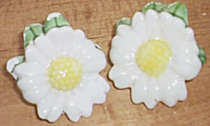 Shawnee White Daisy Shakers