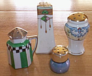 Mixed lot Single Shakers (Image1)