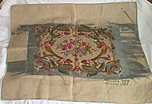 Antique Tapestry Louis Xvi Pattern Free Shipping