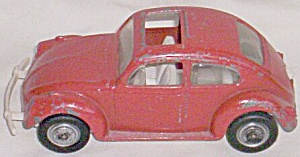 Vintage Hubley VW Bug Car (Image1)
